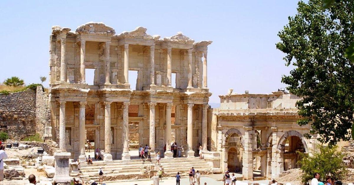 Ephesus 7 churches of revelation