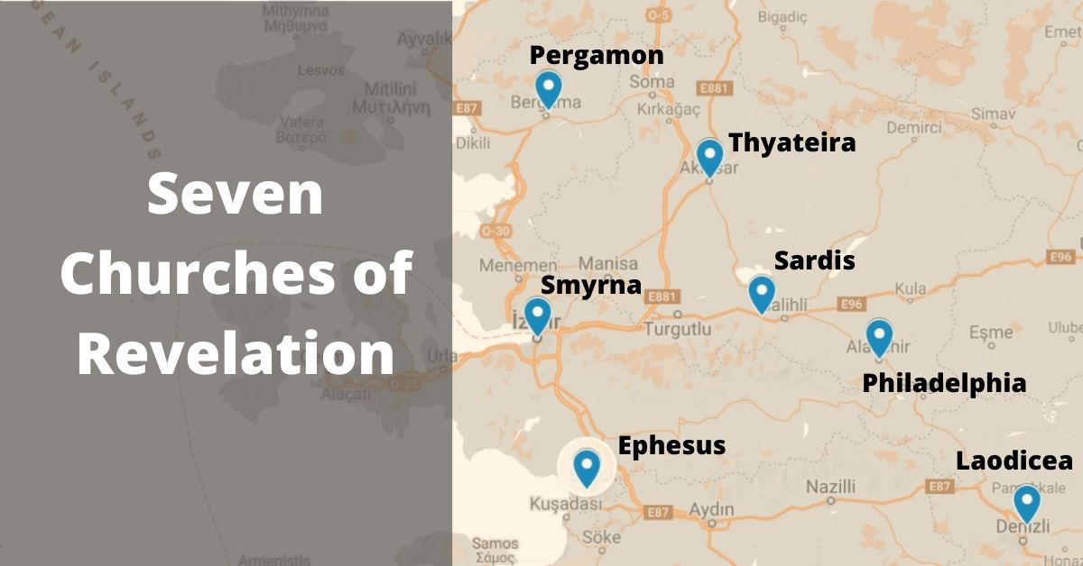 Seven Churches of Revelation Turkey Christian Tour