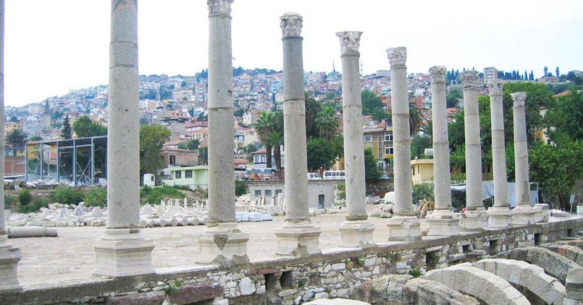 Smyrna 7 churches of revelation