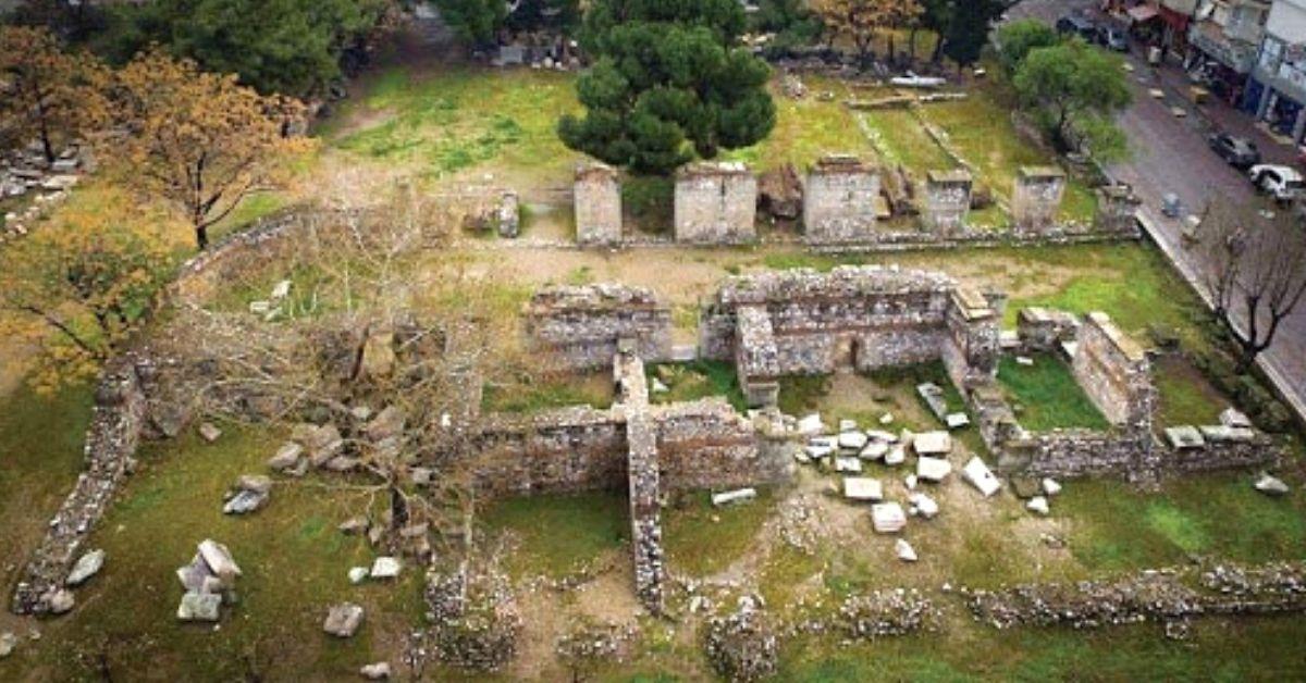Thyateira 7 churches of revelation turkey