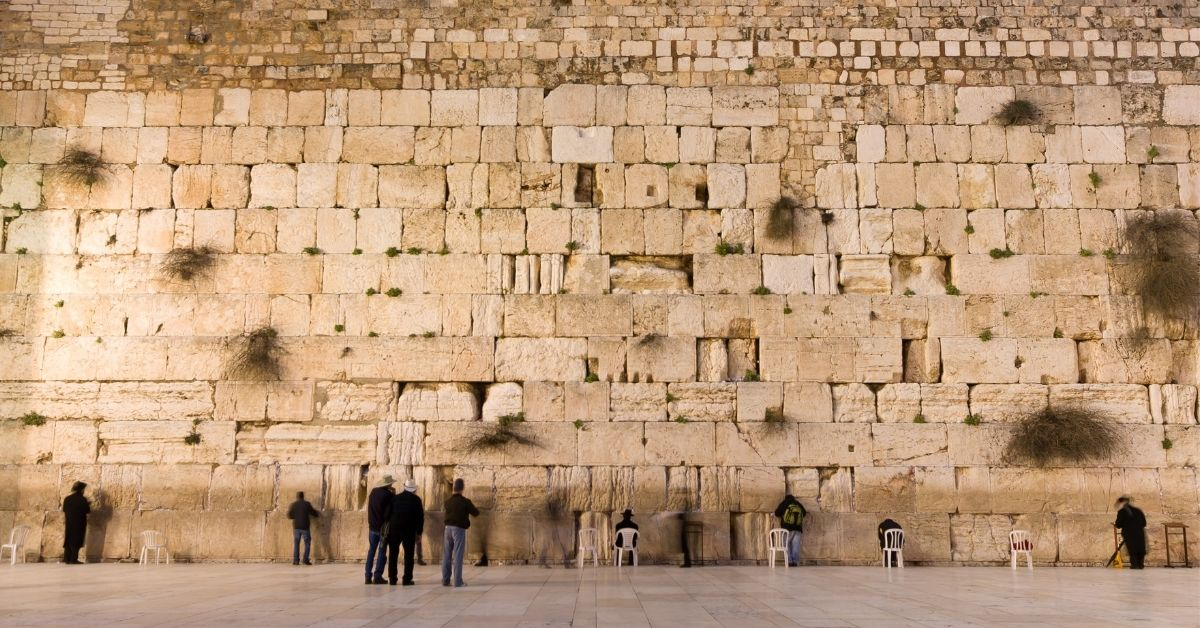 Jerusalem Old City and the Western Wall